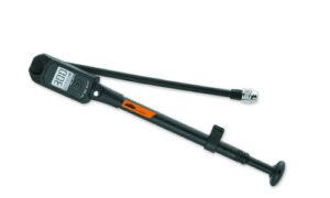 Pompka KTM damper pump digital black, 21bar